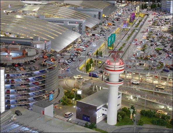 Maquette de l'aéroport de Knuffingen sur 1tourdhorizon.com-7