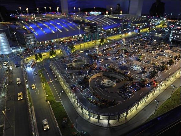 Maquette de l'aéroport de Knuffingen sur 1tourdhorizon.com-6