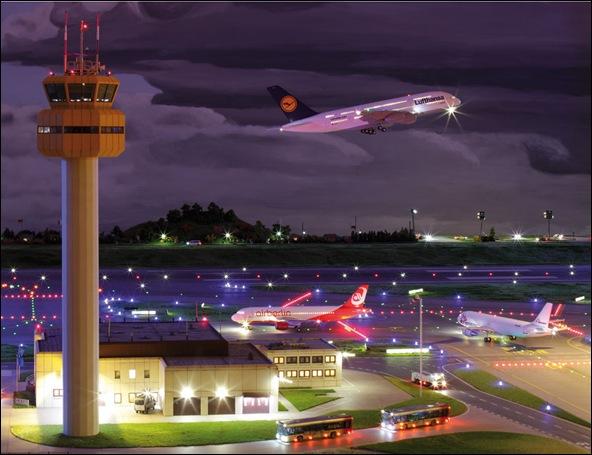 Maquette de l'aéroport de Knuffingen sur 1tourdhorizon.com-10