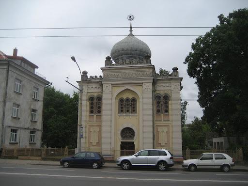 Jeden z meczetów w mieście