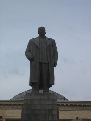 Stalin na Globtroterii