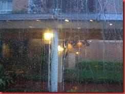 beetje regen