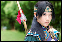 Dynasty Warriors Zhao Yun Foto Cosplay