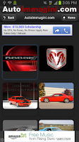 Screenshot of Dodge Challenger Gallery by Ai