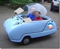 2011 GM Obummer Car