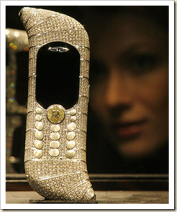 most expensive cellphone