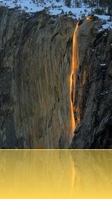 Cascada de El Capitán (Cascada de Lava)
