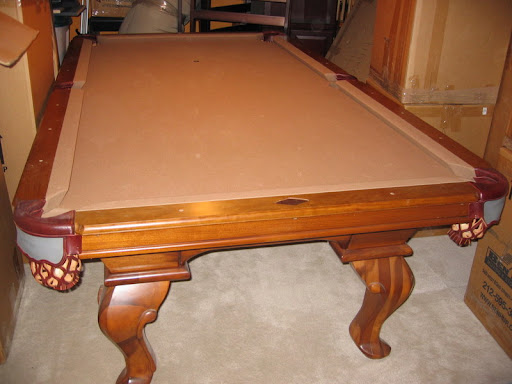 Peter Vitalie 8 Foot Billiard Table Or Pool Table With Accessories For  Sale. If You Arenu0027t Familiar With Peter Vitalie They Are A High End  Manufacture Of ...