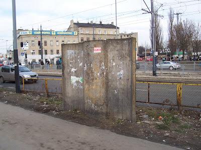 Betonowy obiekt