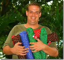 Rob & donated rope cropped