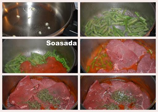 Filetes con tomate y habichuelas Filetes%20con%20habichuelas%20y%20tomate
