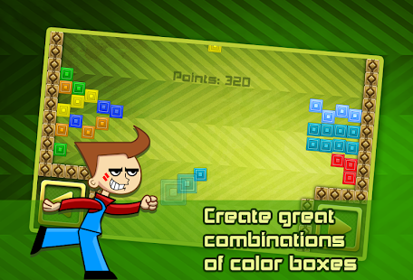 Box sort - screenshot