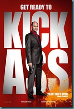 Kick-Ass Mark Strong