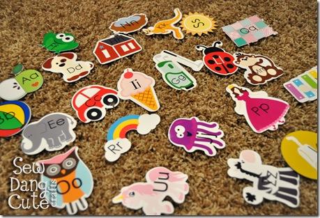 Magnets-cutout