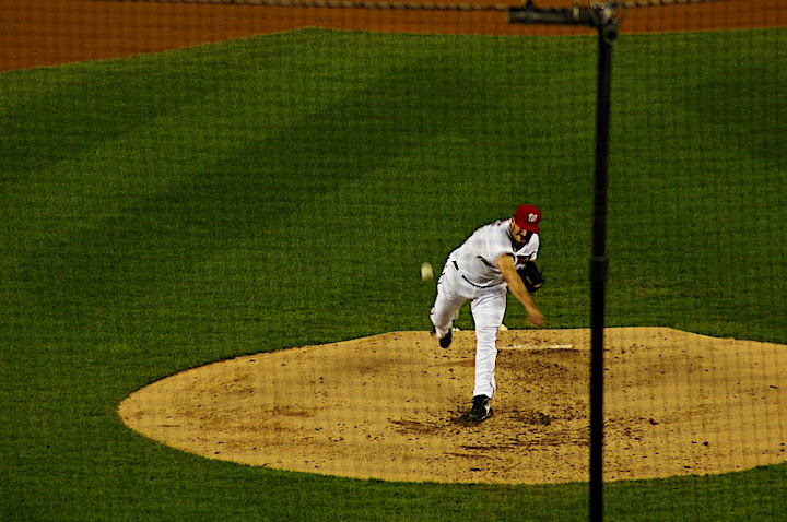 Marquis pitching