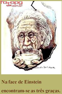 Ilusão Albert Einstein