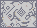 Thumbnail of the map 'Lovely shapes'