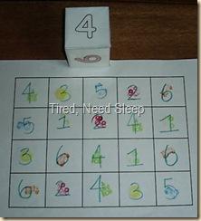 number stamping 2