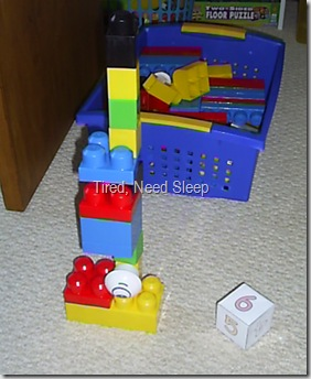 tower of babel block game