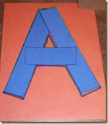 build a letter 2