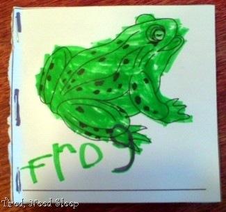 frog nomenclature 1