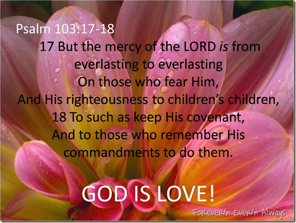 Psalm 103-17