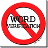 Just Say No - Word Verification