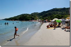 Praia da Daniela, Florianópolis (SC)