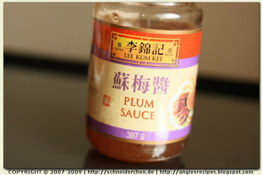 Chicken with Lee Kum Kee Plum Sauce / 苏梅酱汁鸡