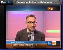 majo buongiorno regione rai tv