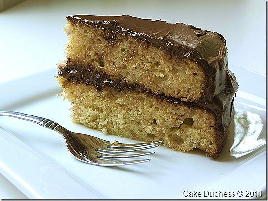 ... Banana Cake With Coffee Icing Together With Banana Cakes As