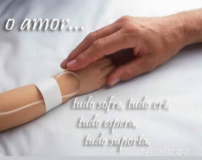 El amor todo lo sufre!