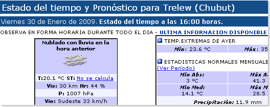 Servicio Meteorológ