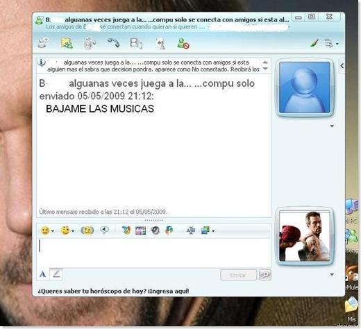 MSN retoñito