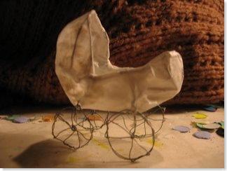 carrito bebe Aitana Bernabé