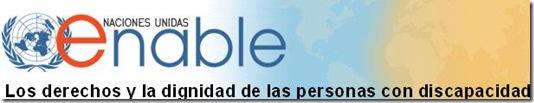 Enable -Día Intern. de las Personas con Discapacidad – 3 de dic. de 2009