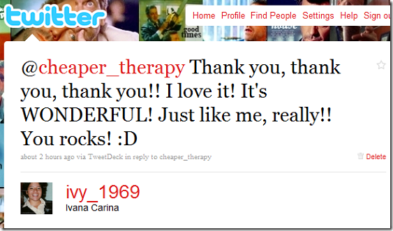 Twitter - Ivana Carina Castro- @cheaper_therapy Thank you ..._1286337726835