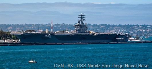 © Bob Baillargeon - CVN-68 - USS Nimitz