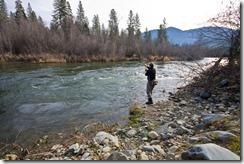 Oregon - Keith Fishing