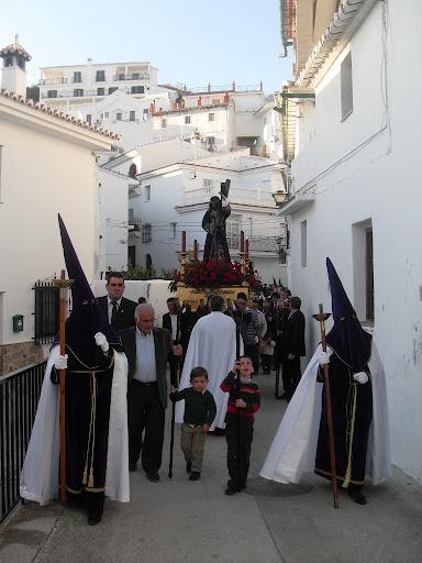 Semana santa en sedella 2010