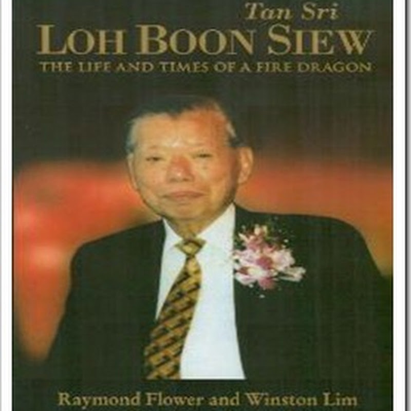 Mr Honda: Tan Sri Loh Boon Siew
