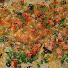 Chicken Bacon Nachos