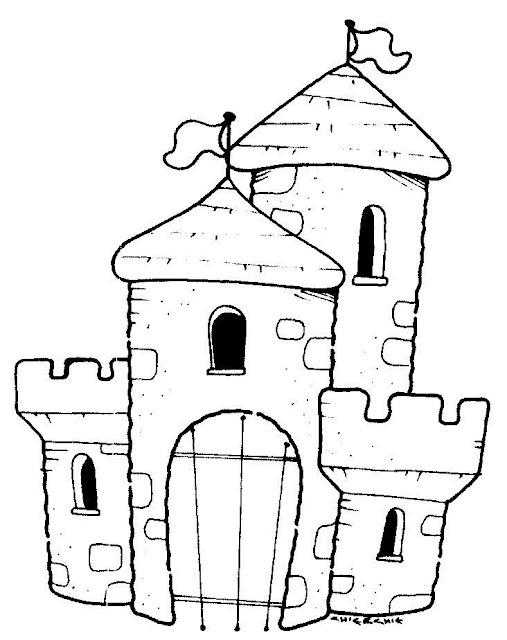 Tipos de casas para colorear - Imagenes de casas para dibujar ...