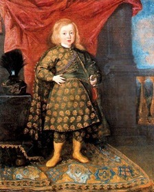 Prince Sigismund Casimir Vasa, Ladislas's son died in childhood (8 years old)