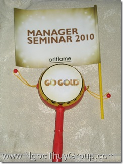 Oriflame Manager Seminar 2010 - 10