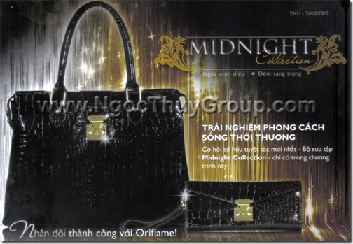 Tin Vui Cho Tu Van Vien Oriflame - 201012 - 01