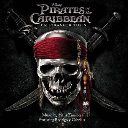 Pirates Of The Caribbean On Stranger Tides OST 2011-FRAY