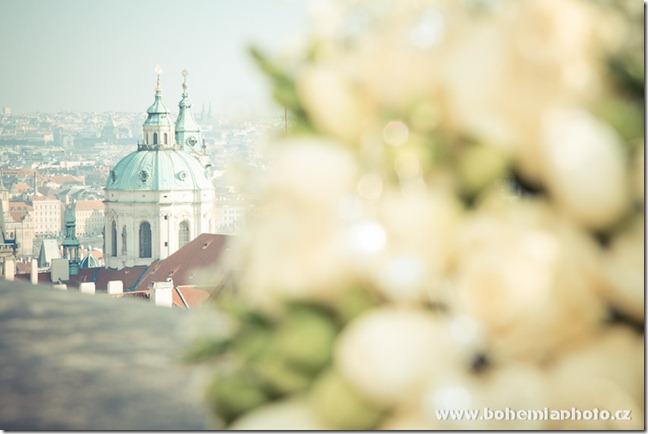 Свадьба в Праге 2011