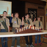 Carmel Boy Scouts Troop 132 Court of Honor