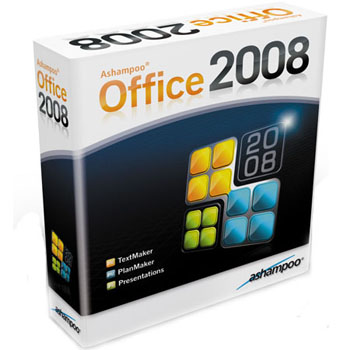 Get Ashampoo Office 2008 Free License